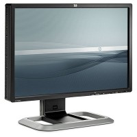 "HP Compaq LP2475w 24"" LCD monitor 1920x1200 WUXGA 16:10 DVI HDMI"