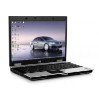 "HP Elitebook 8530p Core 2 Duo P8600 2.4Ghz 4GB 250GB 15,4"" 1280x800 DVDrw Webcam HDMI Windows 7"