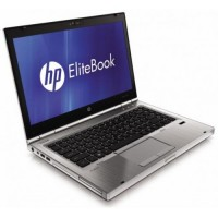 "HP Elitebook 8460p Intel Core i5-2520M 2.5GHz 4GB 320GB HDD 14,1"" DVDrw Windows 10 Pro"
