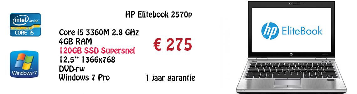 hp eltiebook 2570p