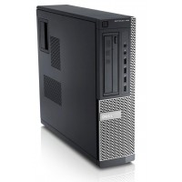 Dell Optiplex 990 Intel Core i7-2600 3.4 GHz 4GB 250GB DVDrw Windows 7 Pro