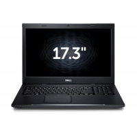 "Dell Vostro 3750 Core i5-2450M 2.50 Ghz 4GB 320GB 17,3"" 1600x900 Windows 10 Pro Nieuwe accu"