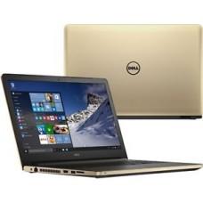 """Dell Inspiron 15 A6-7310 X4 2.4GHz 6GB 1TB 15.6"""" GOUD"""