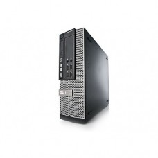 Dell Optiplex 990 USFF Intel Core i3-2120 @ 3.30 GHz 4GB 250GB DVDrw DVDrw Windows 7