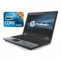 "HP Probook 6550b Intel Core i5 M520 2.40 Ghz 4GB 250GB 15,6"" Webcam DVDrw Windows 7 Pro"