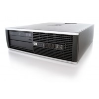 HP Elite 8000 SFF Pentium Dual Core E6500 2.93 GHZ 4GB DVDrw Windows 7