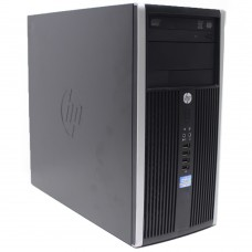 HP Compaq 6200 Pro Microtower Core i3-2100 3.10 Ghz 4GB 250GB DVDrw Windows 7 Pro