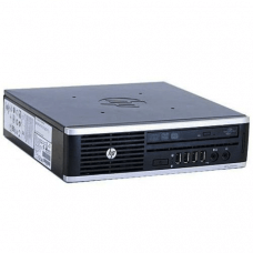 HP Elite 8000 USDT Core 2 Duo E8500 3.16 Ghz 4GB 250GB DVDRW Windows 7 Home