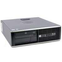 HP Compaq Elite 8300 SFF Intel Core i3-3220 3.30GHz 4GB 250GB DVD Windows 7 Professional