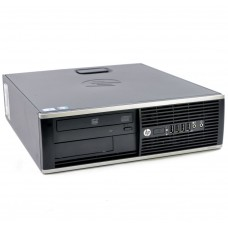 HP Compaq Elite 8300 SFF Intel® Core i3-3220 3.30GHz 4GB 250GB DVD Windows 7 Professional