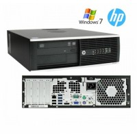 HP Compaq 8300 SFF Intel Core i5 - 3470S @ 3.2 GHz 4GB 250GB USB 3.0 DVDrw Windows 7 Pro