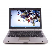 HP Elitebook 2560p Core i5-2540M 128GB SSD Supersnel
