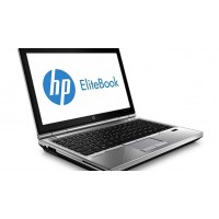 "HP EliteBook 2570p Core i7 3520M 2.90 Ghz 8GB 320GB 12.5"" Webcam DVDrw Windows 7"