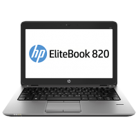 "HP Elitebook 820 G1 Core i7-4600 2.10Ghz 8GB 128GB SSD 12,5"" Windows 10"