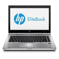"HP Elitebook 8470p Core i5 3320M 2.6GHz 4GB 320GB DVDrw Webcam 14.1"" 1600x900 Windows 7 Pro"