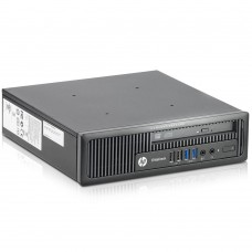 HP Elitedesk 800 G1 Intel Core i5-4570S 2.90 GHz 8GB 320GB HDD DVDrw Windows 7 Pro