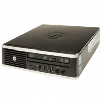 HP Elite 8200 USDT Core i5-2400s 2.5 GHz 4GB 120GB SSD DVDRw Windows 7