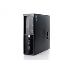 HP Z210 SFF Workstation Intel Xeon E31225 3.10 Ghz 4GB 250GB DVDrw Windows 10 Pro