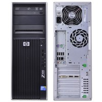 HP Z400 Workstation Intel Xeon W3520 2.67GHz 4GB 500GB DVDrw Nvidia Quadro 4000 Windows 7 Pro