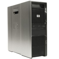 HP Z600 WS Xeon E5520 6GB DDR3 500GB FX1800 Windows 7 Pro