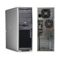 HP XW4600 WS Quad Core 4 x 2.66Ghz 12MB Cache