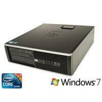 HP Elite 6200 SFF Core i5-2400 3.10Ghz 4GB 250GB DVDrw Windows 7 Pro