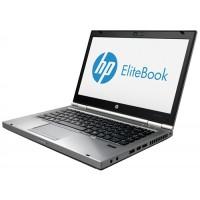 "HP Elitebook 8470p Core i7 3530M 2.9GHz 4GB 500GB 14.1"" Webcam DVDrw Windows 7 Pro"