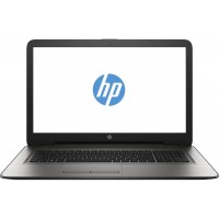 "HP 17-X010 Intel N3710 Quad Core 1.6 Ghz 8GB 1TB HDMI 17,3"" Touchscreen 1600x900 Windows 10 Zilver"