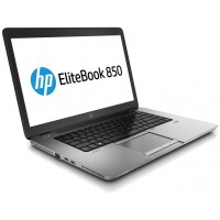 "HP Elitebook 850 G1 Core i7 4600U 2.1Ghz 8GB 120GB SSD 15,6"" Verlicht TB Windows 10"