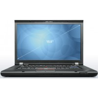 "Lenovo Thinkpad T520 Intel Core i5 2520M 2.50 Ghz 4GB 250GB DVDrw Webcam 15,6"" Windows 7 Pro"