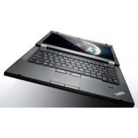 "Lenovo Thinkpad T430s Intel Core i5 3320M 2.6 Ghz 4GB 320GB HDD 14,1"" 1600x900 Windows 7 Pro"