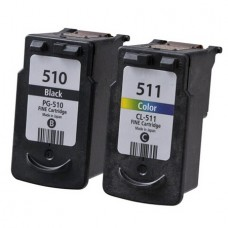 Canon PG-510 + CL-511 - duo set