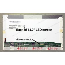 LP140WD1 (TP) (D1) 1600x900 Mat WXGA++ 30 pins LED scherm voor o.a. HP Elitebook 8440p laptop screens