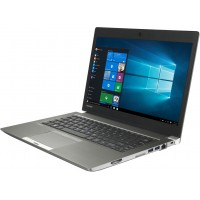 "Toshiba Portégé Z30 Intel Core i5-4210U 1.70Ghz 8GB 120GB SSD 13,3"" Webcam Windows 10"